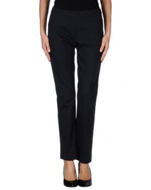 Повседневные брюки GALITZINE. Цвет: темно-синий