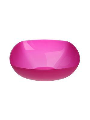 Миска, 6 л. Migura. Цвет: розовый