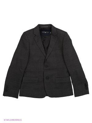 Пиджак Junior Republic. Цвет: серый