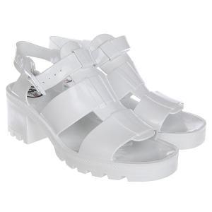 Сандалии женские  Standard Colours White JuJu. Цвет: белый