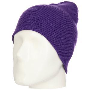 Шапка  FlexFit/Yupoong 1500 KC Purple Footwork. Цвет: фиолетовый