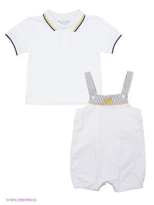 Комплект Monna Rosa. Цвет: белый, черный, желтый