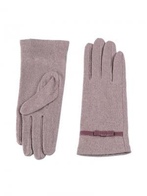 Перчатки Sabellino. Цвет: лиловый