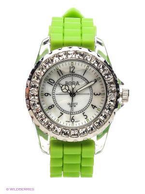 Часы Bora. Цвет: белый, черный