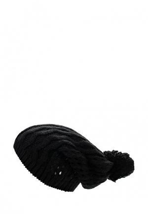 Шапка Twin-Set Simona Barbieri. Цвет: черный