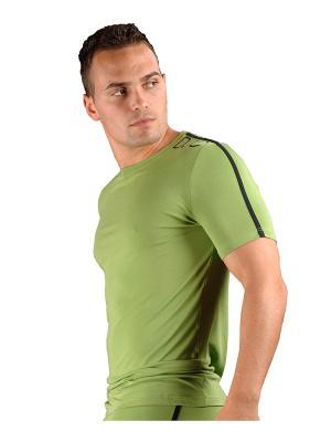 Футболка Don Jose. Цвет: зеленый