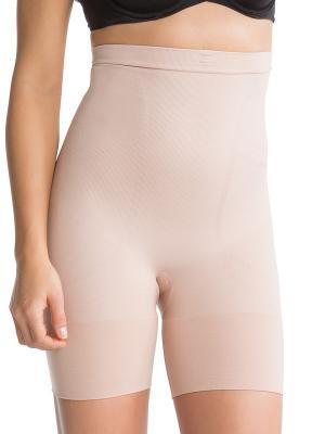 Панталоны Spanx. Цвет: бледно-розовый