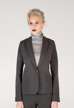 Пиджак Виреле. Цвет: серый