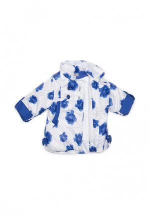 Куртка утепленная MaLeK BaBy. Цвет: белый