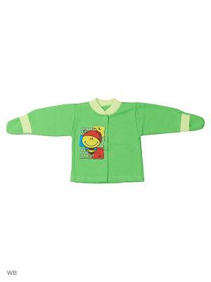 Кофточка Babycollection. Цвет: зеленый