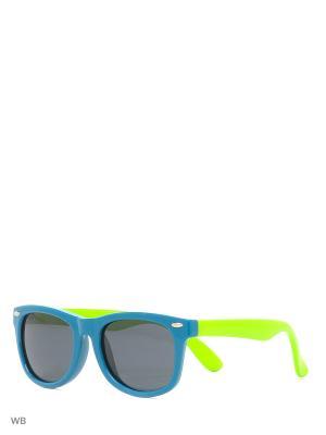 Очки солнцезащитные MS 12-066 19P Mario Rossi. Цвет: голубой
