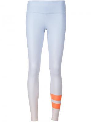 Airbrush leggings Alo. Цвет: синий