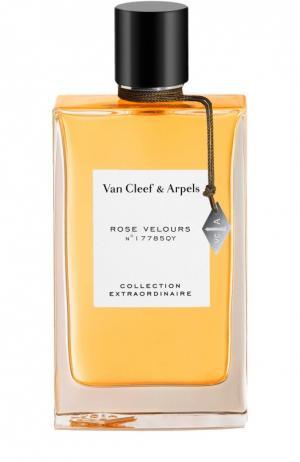 Парфюмерная вода Rose Velours Van Cleef & Arpels. Цвет: бесцветный