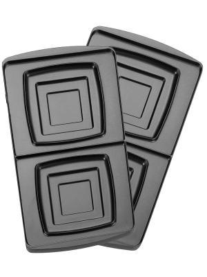 Панель для мультипекаря Redmond RAMB-04 (квадрат). Цвет: черный