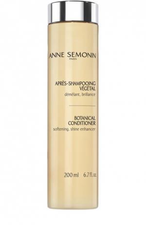 Кондиционер для волос с растительными экстрактами Anne Semonin. Цвет: бесцветный
