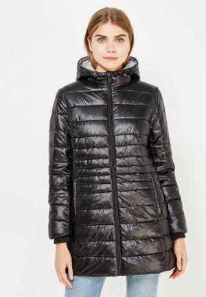 Куртка утепленная Sela. Цвет: черный