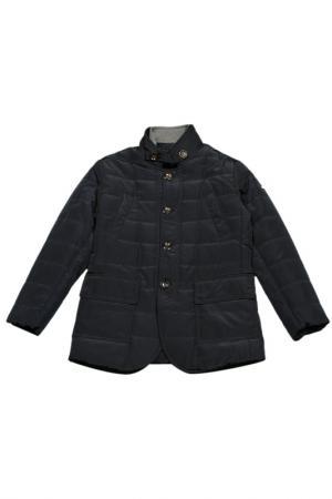 Куртка Wampum. Цвет: синий