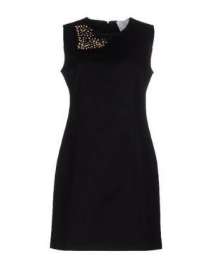 Короткое платье PRINCESSE METROPOLITAINE. Цвет: черный
