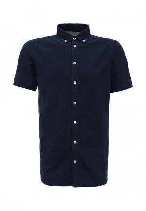 Рубашка Tailored. Цвет: синий