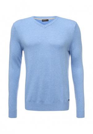 Пуловер Baon. Цвет: голубой