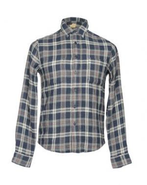 Pубашка FAHERTY. Цвет: темно-синий