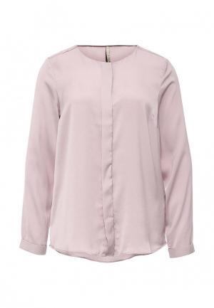Блуза Baon. Цвет: фиолетовый