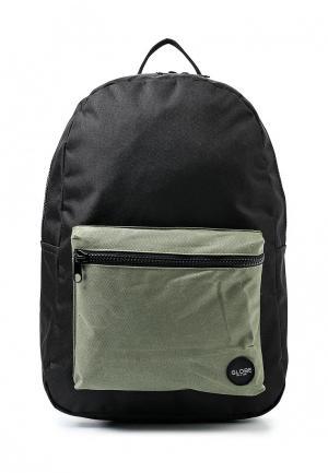 Рюкзак Globe. Цвет: черный