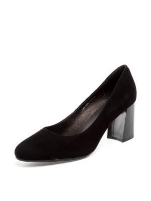 Туфли THOMAS MUNZ. Цвет: черный
