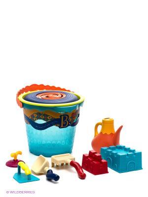 Игровой набор Battat. Цвет: голубой