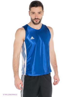 Майка  Amateur Boxing Tank Top Adidas. Цвет: синий