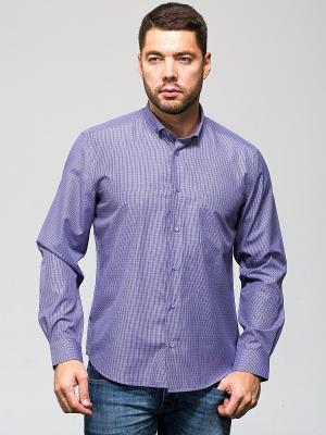 Рубашка John Jeniford. Цвет: фиолетовый