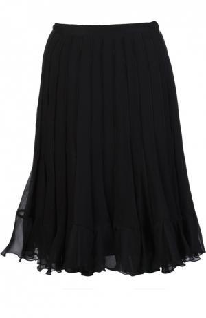 Юбка Diane Von Furstenberg. Цвет: черный