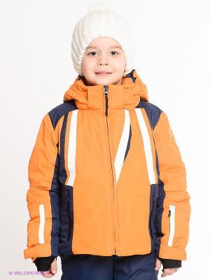 Комплект CACAO. Цвет: оранжевый, синий