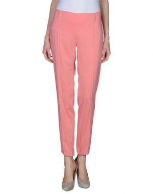 Повседневные брюки CRISTINAEFFE COLLECTION. Цвет: светло-фиолетовый