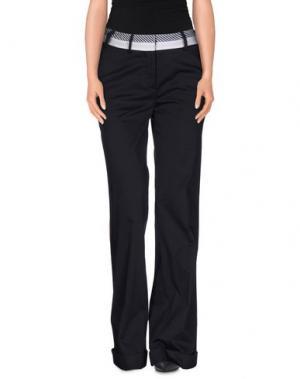 Повседневные брюки SHI 4. Цвет: темно-синий