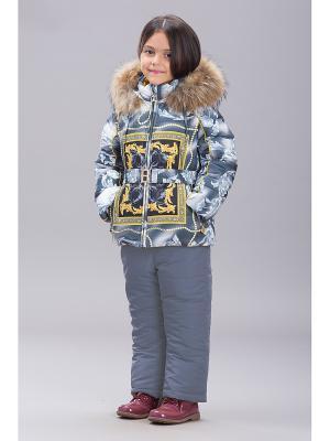Комплект одежды Bilemi. Цвет: серый