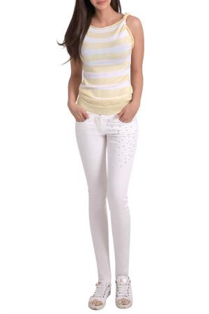 Pants JUNONA. Цвет: white