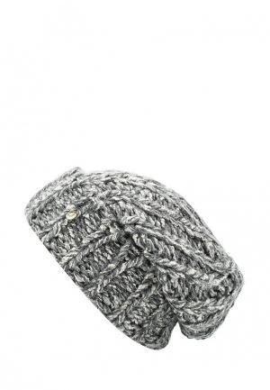 Шапка Armani Jeans. Цвет: серый