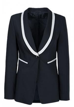 Пиджак VIA TORRIANI 88. Цвет: черный