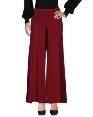 Повседневные брюки LABO.ART. Цвет: красно-коричневый