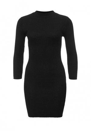 Платье Lucid. Цвет: черный