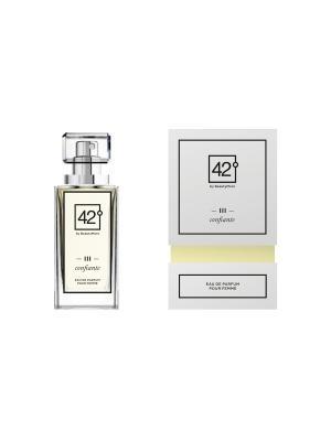 Парфюмированная вода для женщин III Confiante 50 мл FRAGRANCE. Цвет: желтый