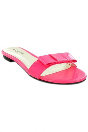 Сабо Atelier Mercadal. Цвет: розовый