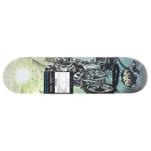 Дека для скейтборда  Progress Skull Ribakov 32.5 x 8.25 (21 см) Footwork. Цвет: мультиколор
