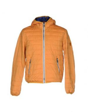 Куртка GABARDINE. Цвет: охра