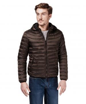 Куртка  JK-0226 BROWN HENDERSON. Цвет: коричневый