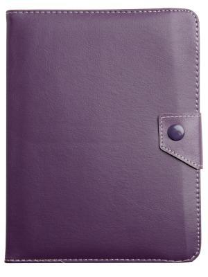 Универсальный чехол-книжка ProShield Universal с кипсой для планшетов 10. Цвет: фиолетовый