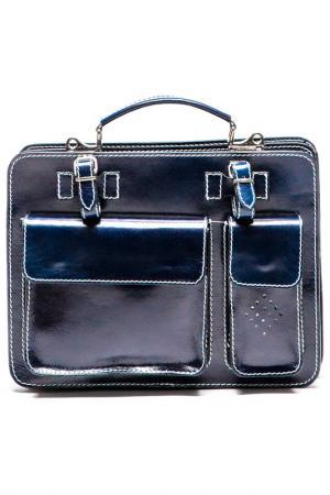 Бизнес-сумка Isabella Rhea. Цвет: синий