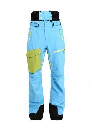 Брюки горнолыжные Bergans of Norway. Цвет: голубой