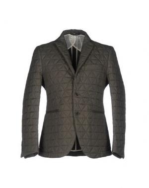 Куртка LC23. Цвет: зеленый-милитари